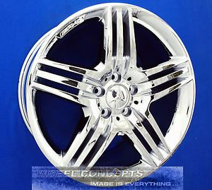 "Mercedes S550 S600 AMG 19"" Chrome Wheel Exchange Rims s 550 CL550 CL 600"