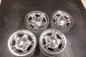 "17"" Ford Chrome Wheels Expedition F150"