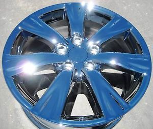 "Set 4 17"" Factory Lexus gs350 GS300 GS430 GS460 Avalon Chrome Wheels Rims 74209"