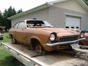 Chevrolet Vega Parts Project Front Bumper 1971 72 73