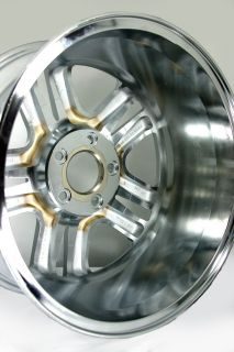 "Chrome 17"" Ford Mustang Wheels 3590 4R3Z1007JA"