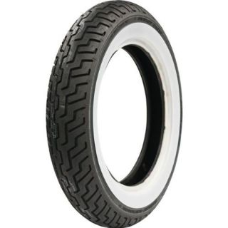 Dunlop Harley Davidson D402 White Wall Front Tire MT 90 HB 16 MT90HB16
