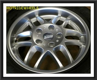 "20"" Toyota Tundra BBs Wheels with Bridgestone Tires 275 55 20 936B"