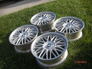 BMW E63 E64 650i 650 645CI 645 Orignal Two Piece BBs Wheel Rim Rims Size 20""