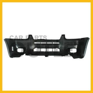 2001 2004 Ford Escape XLS Dark Gray Front Bumper Cover