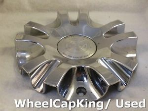 BSA Motorsports Wheels Chrome Custom Wheel Center Cap Caps 302