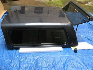 07 Toyota Tundra Crewmax Leer Truck Topper Bed Cover Cap camper Shell