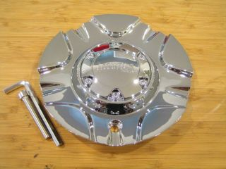Incubus 500 Paranormal Chrome Wheel Rim Center Cap Centercap EMR0500 Truck Cap