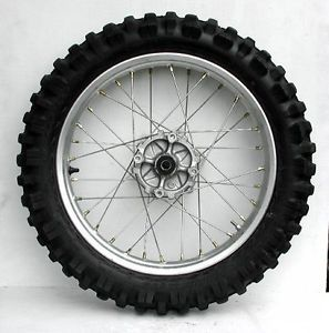 1996 2004 Honda XR250R Rear Wheel Dunlop Tire 1997 1998 1999 2000 2001 2003