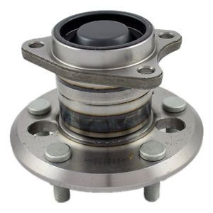 New Rear Wheel Hub Bearing Assembly 02 06 Toyota Camry Aftermarket Replacement