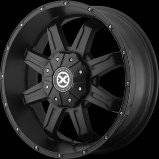 17x8 5 Black American Racing ATX AX192 Wheels 5x4 5 5x120 30 Ford Explorer