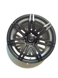 "ASA GT4 18"" 18x8 5 5x112mm Black Wheel Rim 45mm GT292BB Mercedes"