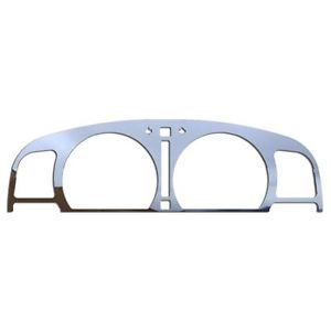 Toyota Tacoma 95 04 Polished Stainless Gauge Cluster Speedo Dash Bezel Cover