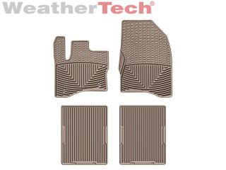 Weathertech® All Weather Floor Mats Ford Taurus 2010 2014 Tan