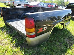 Chevy Silverado 6 5 Foot Pickup Truck Bed 1999 2006 Chevrolet