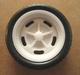 Resin 1 25 1 24 American Racing Salt Flats Wheels