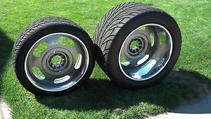 American Racing VN327 Rally Wheels