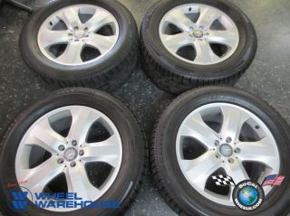 09 11 Mercedes GL GL450 Factory 19 Wheels Tires Rims 85107 Pirelli 275 55 19