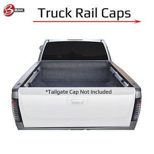 Chevrolet Silverado Truck Bed Rail Cap Covers 2007 2013 Bak Pro Caps PCC12
