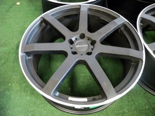 "22"" Giovanna Andros Wheels Range Rover Land Sport HSE HST Supercharged Disco II"
