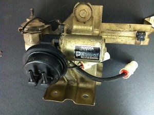 Parts MK1 1987 Toyota MR2 AW11 Cruise Vacuum Pump Solenoid 88250 17010 86 89
