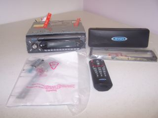 Jensen JCD3006 Am FM CD Player Radio Marine Boat or Car Aux in on Front