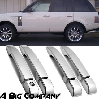 03 09 Land Rover Range Rover HSE Mirror Chrome Door Handle Covers Exterior Trim