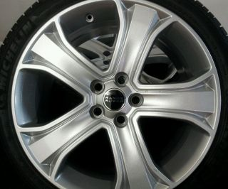"Range Rover Sport 20"" Wheels and Tires Original Factory"