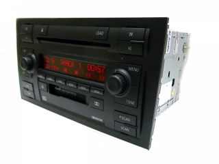 Audi A4 A 4 Symphony Radio Stereo 6 Disc Changer CD Tape Cassette Player SAT
