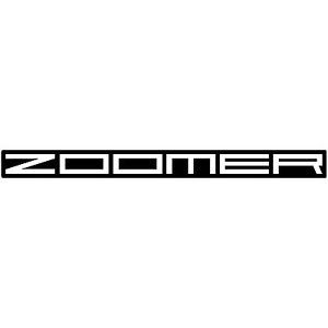 Honda Zoomer Stock Vinyl Decal Decals Sticker Stickers Car Window Bumper