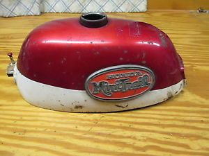 Honda Z50K2 71 Fuel Tank Gas Tank Emblems Honda Mini Trail 50 Motorcycle Parts