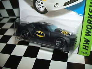 "Hot Wheels 2014 Chevy COPO Camaro ""Batman"" Custom"