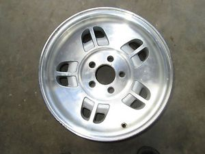 Ford Ranger Factory Wheels