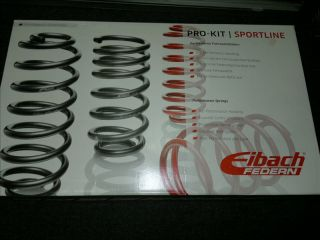 Eibach Pro Kit Performance Spring Toyota Camry '07 ACV40 Improve Performance New