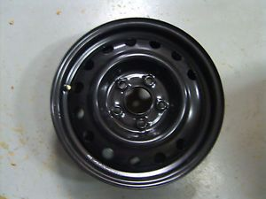 2007 2012 Hyundai Elantra Wheel 15x5 5 13 Hole Steel Wheel