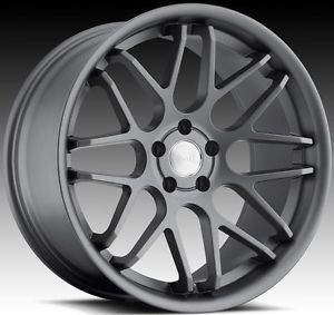 "20"" Wheels Set for Nissan 350Z 370Z G35 Coupe Hyundai Genesis Coupe Rims"