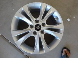 2011 2012 2013 Hyundai Sonata Factory Wheel Rim