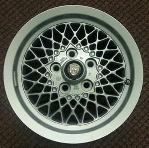 "15"" Jaguar XJ XJ6 XJS Lattice Factory Wheel Rim 59673"