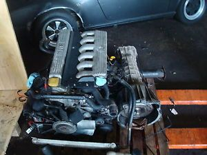 BMW Range Rover P38 Turbo Diesel 2 5 TDI Complete Engine Kit for Conversion