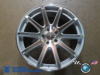 Acura MDX TL BMW 3 Series Accord Lexus Cadillac cts Dropstar 643 20 Wheels Rims