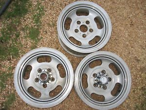 Ford Mustang Wheels Alloy Mach 1 1973 Rims Genuine Top