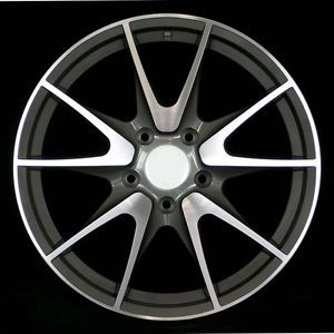 "19"" GT2 RS Style Staggered Wheels Rims Fit Porsche 911 991 993 996 997 GT3 Turbo"