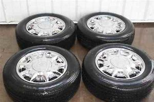 "97 Cadillac Seville 16"" Wheel Tires Rims Set LKQ"