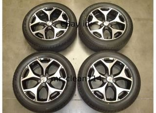 "18"" Subaru Forester XT Wheels Rims Tires Factory 13 Touring XV X"