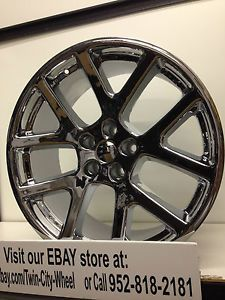 20 inch Chrome Viper SRT OE Factory Wheels Rims Chrysler 300 SRT8 300C 5x115