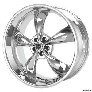 17x9 Chrome Torq Thrust M Wheels Rims 1994 2004 Camaro Firebird Z28 Trans Am