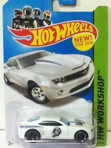 Custom Hot Wheel Gas Monkey Garage 2014 COPO Camaro Fast N Loud HW Workshop