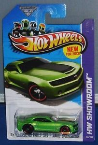 2013 Hot Wheels Chevy Camaro Special Edition