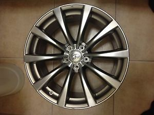 "Original 19"" Infiniti G37 Wheel Rim Factory Stock 73705"