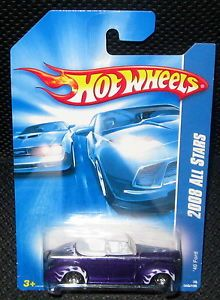Hot Wheels 1940 Ford Coupe Roadster 69 1 64